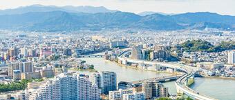 福岡 地方都市イメージ