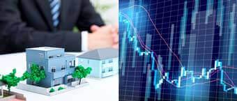 不動産投資と株式投資などの違い