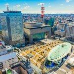 名古屋圏が急上昇。三大都市圏で地価予測上昇ピッチ