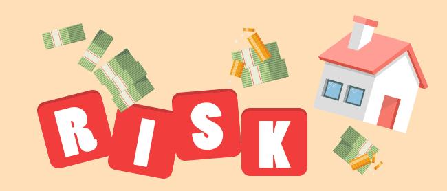 不動産投資のリスクについて