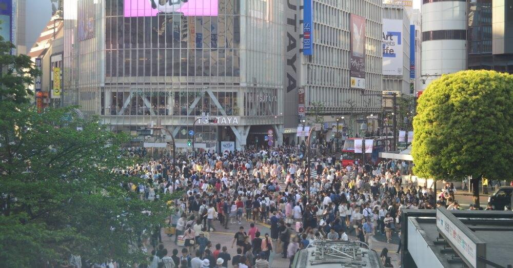最新人口推計発表 東京圏が人口増加中