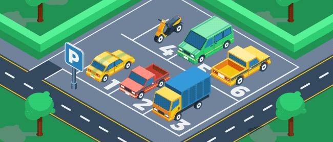 駐車場-不動産投資