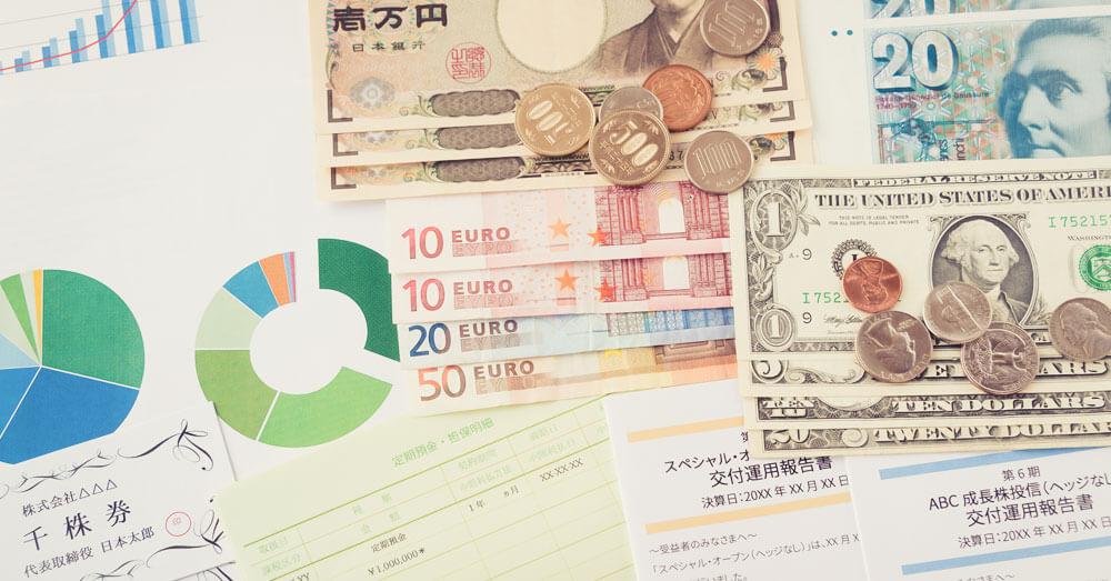 ポートフォリオの作り方【前編】投資種別と特徴