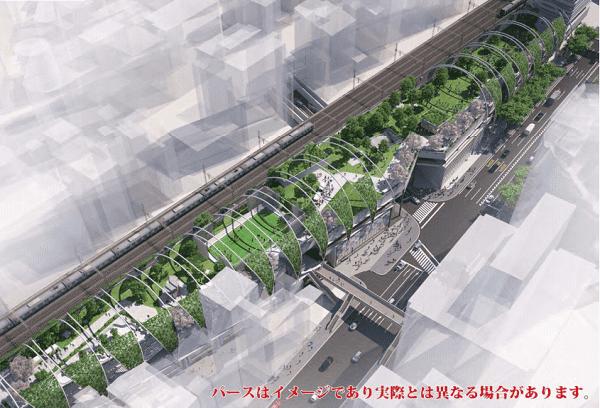 新宮下公園計画