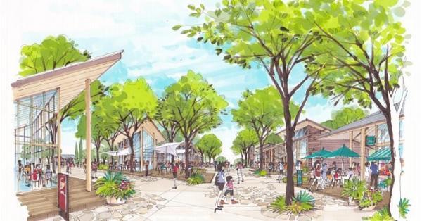 向ヶ丘遊園の商業施設再開発