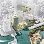 浜松町・竹芝/水辺を生かしたウォーターフロント開発