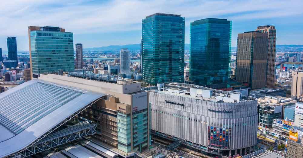 大阪圏が東京・名古屋圏よりも大きく上昇。地価予測