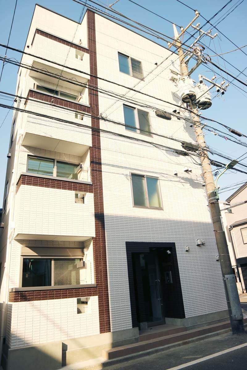 蒲田駅 徒歩9分
