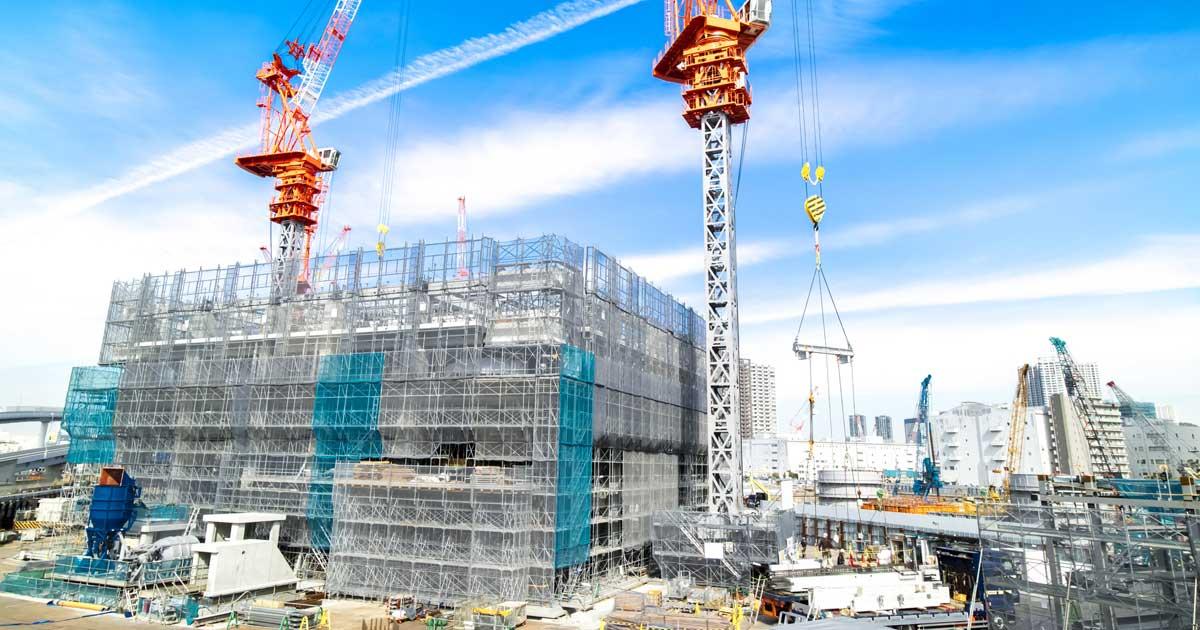 着工数 貸家10ヵ月連続減少も住宅新設は増加傾向
