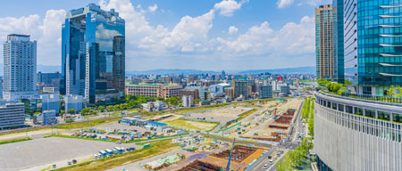 大阪 再開発