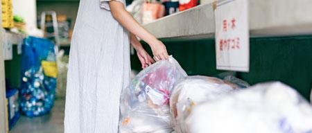 ゴミ捨てトラブル