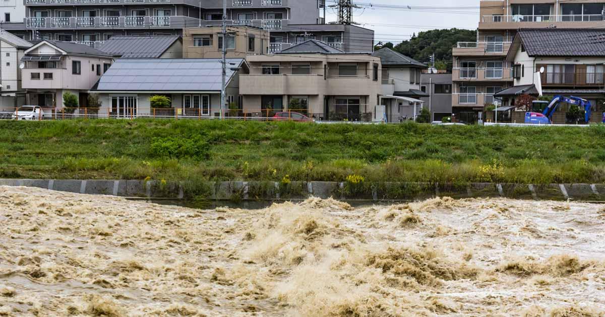 台風被害…大家の賠償責任は?火災保険Q&A