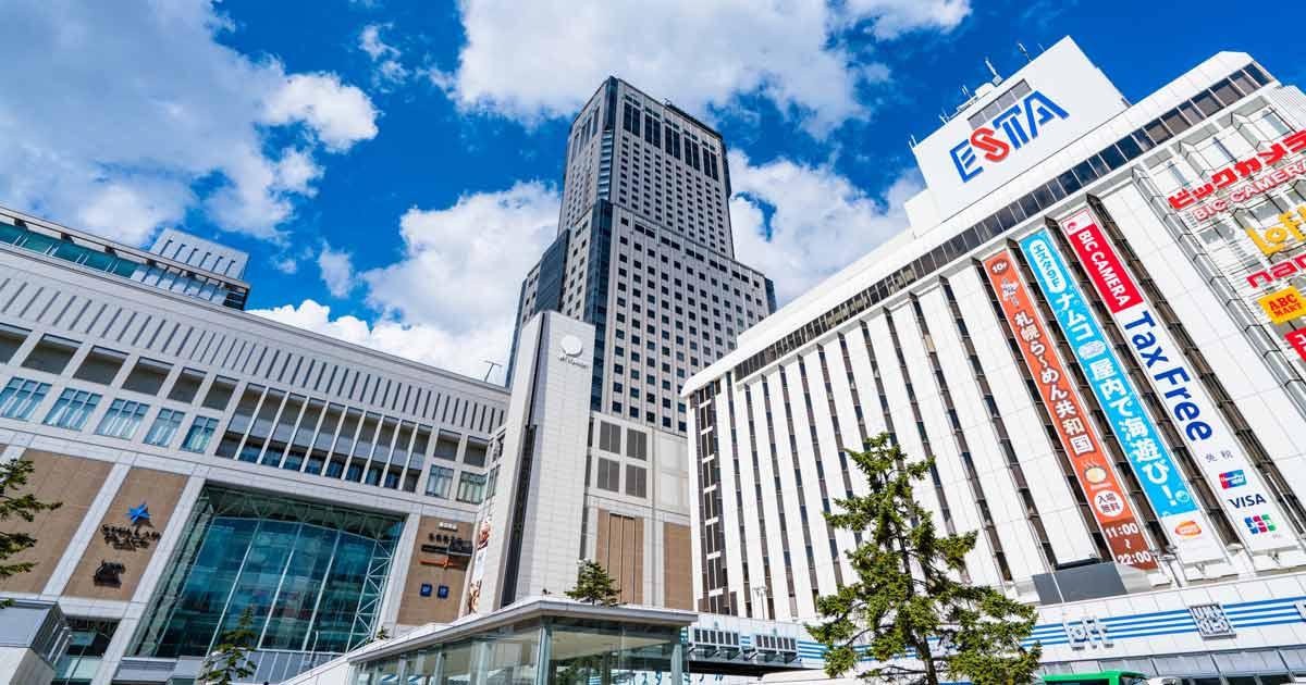 札幌駅前で再開発 2030冬季五輪招致を見据えて