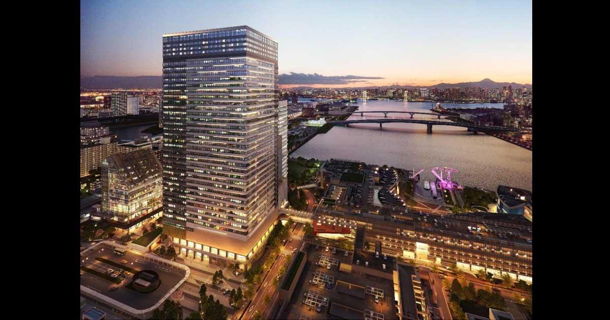 豊洲駅直結の大規模再開発 街びらきは4月24日