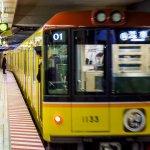 銀座線が年末年始に一部区間運休/渋谷駅ホーム移設