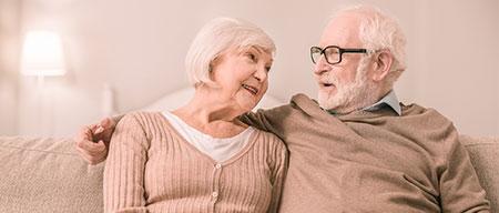 居住者の高齢化