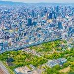 大阪圏商業地は前回より下落/都市圏地価予測指数
