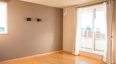 室内の広さと設備