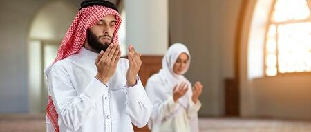 ムスリム礼拝